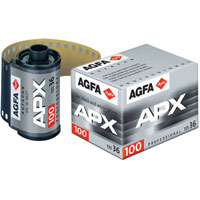 Agfa apx100
